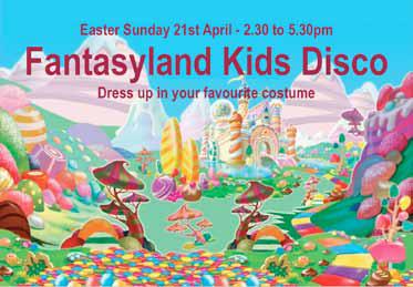 Fantasyland Kids Disco