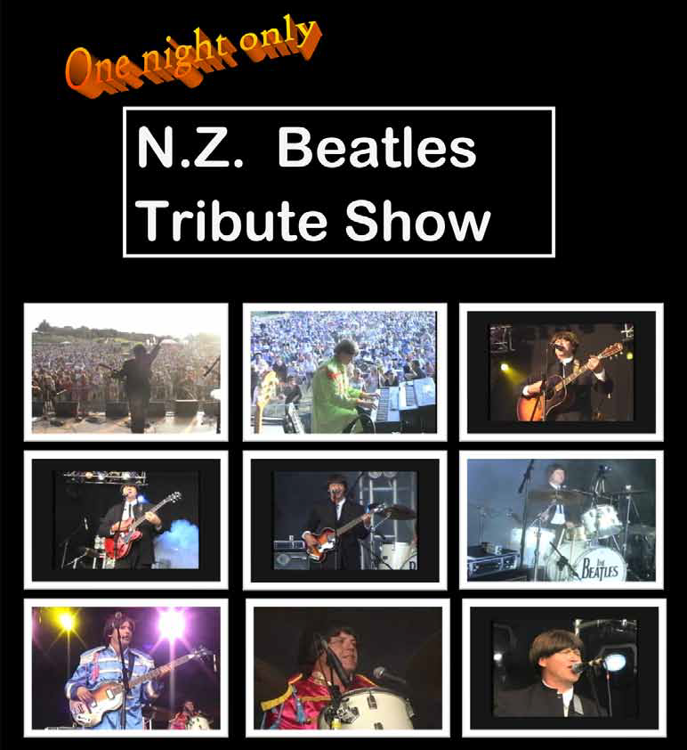 nz beatles tribute show