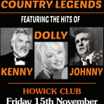 Country Legends Kenny & Dolly