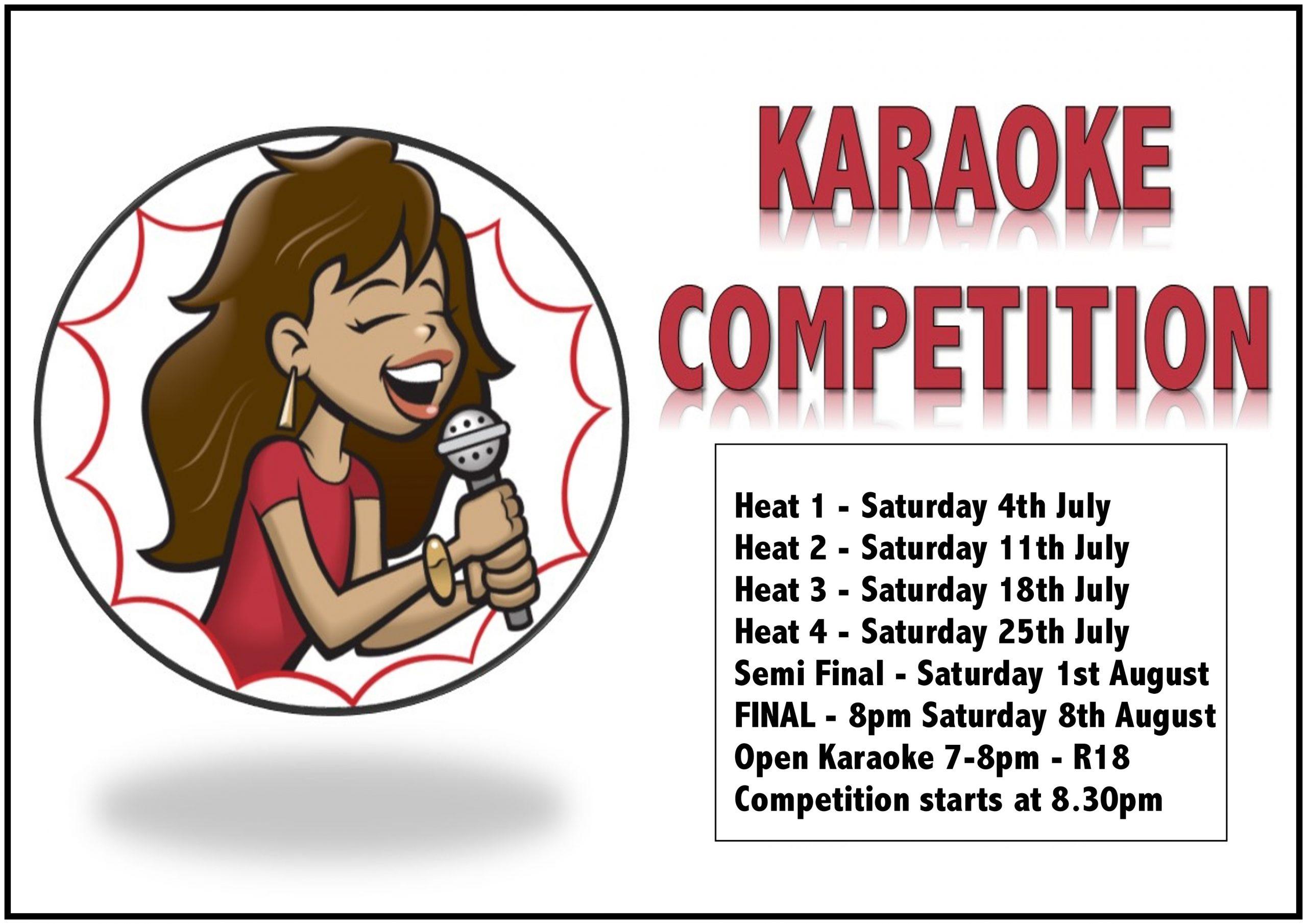 Karaoke Competetion