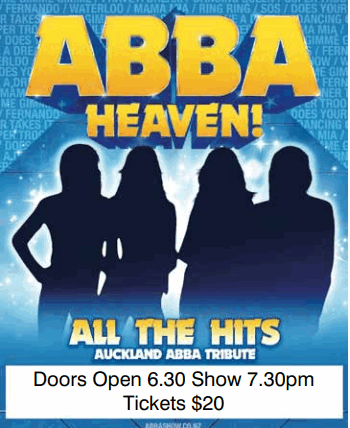 Abba Heaven's Show