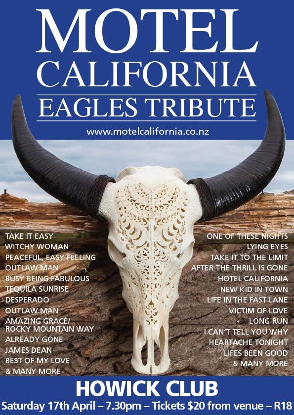 Motel California - Eagle Tribute
