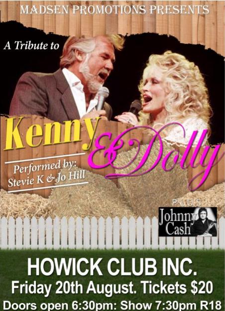 Ken & Dolly